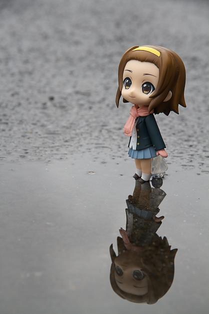 雨上がりのりっちゃん