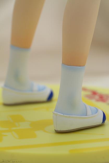 天使の上履き