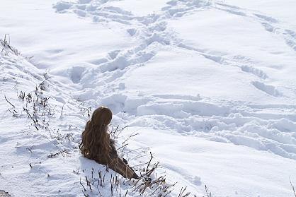 雪のセカイへ