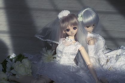AZUREさん's理奈&RINさん's柚子さん