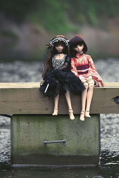 巾着田&高麗川