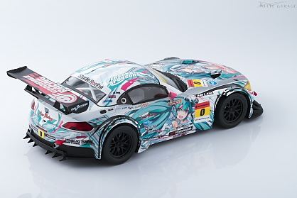 GSR 初音ミク BMW 2012開幕ver.