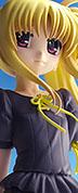 コトブキヤ『魔法少女リリカルなのは The MOVIE 1st』フェイト・テスタロッサ-私服-